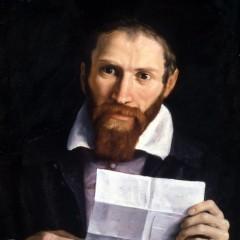 Monsignor Agucchi (1603-04) by Domenichino