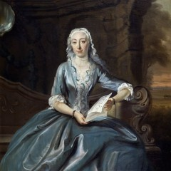 Portrait of a Lady (1741) - Cornelius Troost