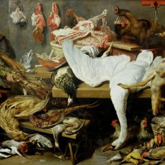 A Game Stall - Frans Snyders (YORAG:802) © York Museums Trust