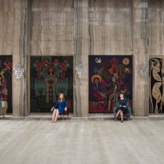 Aesthetica Art Prize 2017 - Jasmina Cibic, Tear Down and Rebuild
