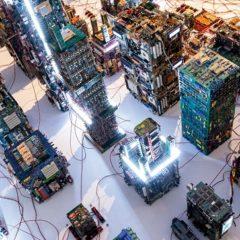 Aesthetica Art Prize 2017 - Stanza, The Nemesis Machine
